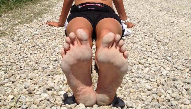 pies desnudos barefoot